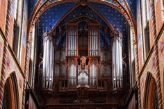 Kevelaer - Marienbasiliek - Seiffert orgel