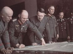 844 x 1100 pixels - 137 KB Portrait of Adolf Hitler. 1940. Vintage chromogenic color print on Agfa-Color paper. 28 x 22 cm. Mounted to orgi...