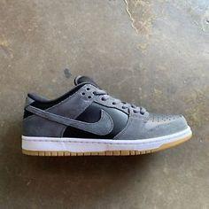 Nike SB Dunk Low TRD Dark Grey  76 Shipped on eBay (Retail  90)  sponsored  0a8191438e