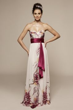 Discover Bridesmaid Dresses With Print