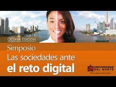 Simposio sociedades ante el reto digital