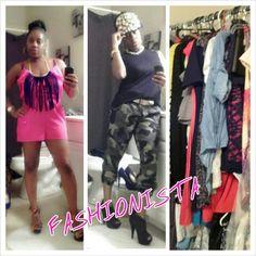 Hot pink jumper and camo pants Pink Jumper, Camo Pants, Hot Pink, Capri, Crystals, Book, Fashion, Camouflage Pants, Moda