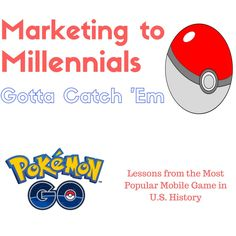 Promotionally Yours: Marketing to Millennials... POKEMON - Halo Branded...