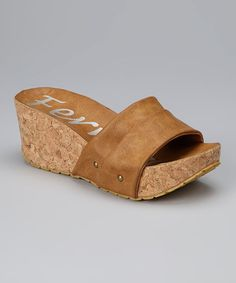 Take a look at this Camel Platform Slide by Henry Ferrera on #zulily today!