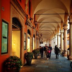 """Modena's Porticoes - """"SOTM Tour: Month Five of Twelve""""by @Kate McCulley"""