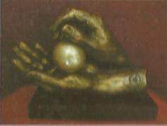 Manos 36 x15 cms. Humberto Elias Velez Urrao - Colombia