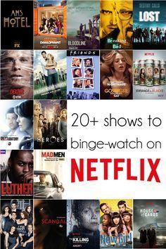 20+ Netflix binge-worthy shows to watch this summer