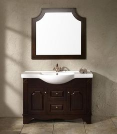 Narrow Bathroom Vanities – A Simple Solution For A Small Bathroom Bathroom Ideas Uk, Bathroom Design Small, Bathroom Colors, Bathroom Renovations, Bathroom Updates, House Renovations, Small Bathrooms, Kitchen Ideas, Bathroom Basin Cabinet