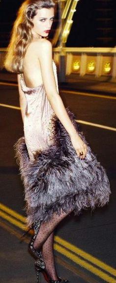 Esther Heesch for Vogue Turkey December 2013