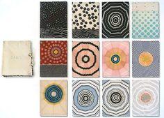 Louise Bourgeois - Fabric Drawings