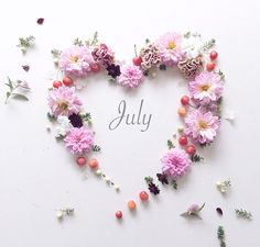 [New] The 10 Best Workout Ideas Today (with Pictures) - Seasons Of The Year, Months In A Year, Birth Month Quotes, Welcome July, Happy Birthday Flower, Month Flowers, Hello July, Calendar Wallpaper, Moon Garden
