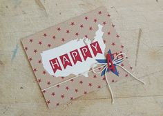 Lindsey @ Occasional Crafting: 12 Kits of Occasions June '15 July 4th, Cardmaking, Stampin Up, Crafting, Paper Crafts, Gift Wrapping, Kit, Happy, Cards