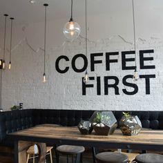 Favorite coffee shop in North County Better Buzz, Encinitas