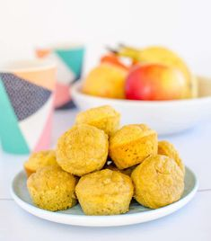 Baby Led Weaning Muffins No Sugar Healthy For Kids Soft Baby Muffin Apple Banana and Carrot. Healthy Muffin Recipes, Healthy Muffins, Baby Food Recipes, Snack Recipes, Healthy Meals, Easy Recipes, Healthy Kids, Vegan Recipes, Baby Muffins