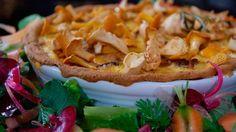 Recept av Paul Svensson | SVT recept Vegetarian Eggs, Cooking Recipes, Healthy Recipes, Swedish Recipes, Kombucha, Parmesan, Meal Planning, Clean Eating, Low Carb