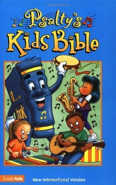 Psalty's Kids Bible Revised by Ernie and Debby Rettino. $18.24. Author: Ernie and Debby Rettino. Reading level: Ages 4 and up. Publisher: Zonderkidz; Revised edition (January 22, 2002). 1600 pages