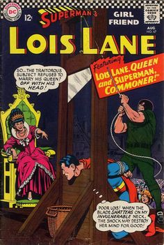 Cover for Superman's Girl Friend, Lois Lane (DC, 1958 series) #67
