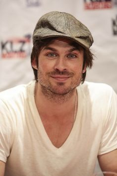 Ian Somerhalder - BloodyNightCon 4 Fan Event in Barcelona