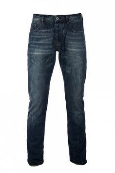 Scotch & Soda Ralston Absolute Blue Jeans in Blue at Intro
