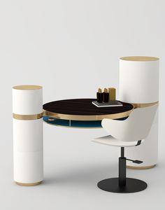 Collaboration avec Roberta MOLTENI, architecte dplg et Paul DION, retail conceptor. Crédits images 3DCharles KALPAKIAN