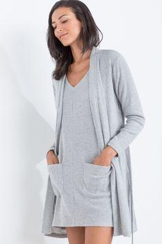 Cardigan croisée | Homewear | women'secret
