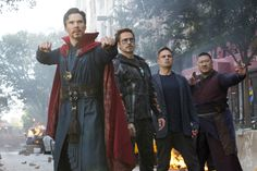 Avengers: Infinity War Eyes $498M WW Opening And Beyond