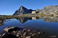 Lago Camoscere m.2644( alta val Maira)