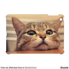 Cute cat, iPad mini Case