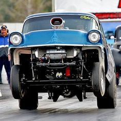 .56 Gasser wheels up! #HastingsPinPals Hastings Racing Piston Ring Catalog Here: http://www.hastingsmfg.com/ContentData.aspx?Contentid=143