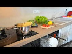 Bucatarie  Apartament SuperDeluxe Kitchen Cart, Luxury Homes, Home Decor, Luxurious Homes, Luxury Houses, Decoration Home, Room Decor, Home Interior Design, Home Decoration