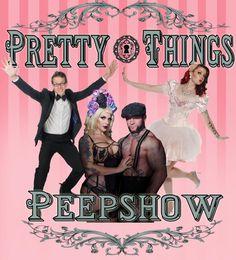 February 20, 2016 @ Kessler Theater - Pretty Things Peepshow