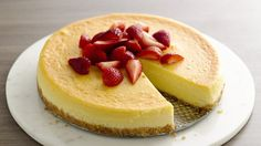 A prized cheesecake recipe, this one will please even the fussiest guest!  For festive touches, see Tips from the Kitchens below the recipe.