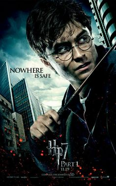 Harry Potter and the Deathly Hallows Part 1 - David Yates (2010).
