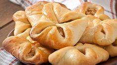 Receta de Empanaditas de manzana   Cocina Familiar