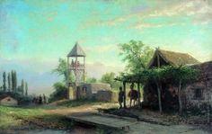 Лагорио Л. Ф. На Кавказе