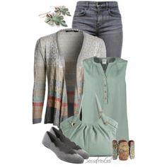 Grays & Greens