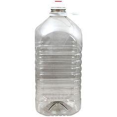 Demijohn Plastic PET pack2 x 1 Gallon / 4.5L  With Airlocks Homebrew Wine Making