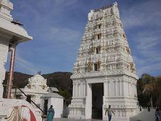 マリブの白いヒンズー寺院 Malibu Hindu Temple   Los Angeles Architecture