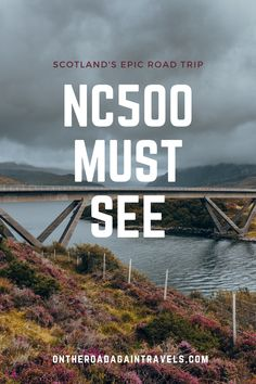 The NC500 is over 500 miles of stunning coastal scenery, white sand beaches and the cutest towns in the Scottish Highlands. Read about all the must see places on the route... #nc500scotlandmustsee #nc500roadtrips #nc500scotland #nc500 #nc500stops #northcoast500scotland North Coast 500 Scotland, Castles To Visit, 500 Miles, Scottish Castles, Scottish Highlands, Scotland Travel, White Sand Beach, Beaches, The Good Place