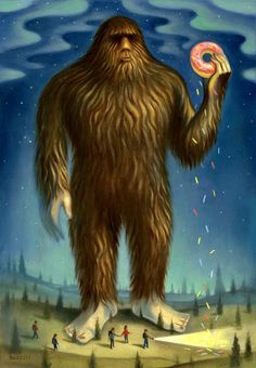 Cryptomundo » The New York Times: How to Hunt Bigfoot