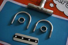 Dream by Krissy.Venosdale, via Flickr Robot Classroom, Classroom Themes, Canvas Art, Robots, School Stuff, Decor, Organization, Decoration, Robot