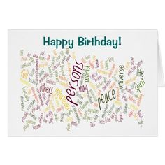 Desidera(R)ta birthday card - click/tap to personalize and buy