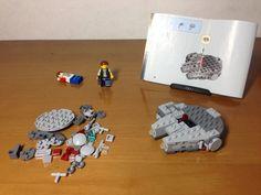 LEGO STAR WARS MICROFIGHTERS 75030 Millennium Falcon…