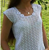 Knitting: Organ Blouse Models and Constructions - Ba .- Stricken : Orgel-Bluse-Modelle-und-Konstruktionen – Basteln und Hobby, Knitting: Organ Blouse Models and Constructions – Crafting and Hobby, - Débardeurs Au Crochet, Pull Crochet, Gilet Crochet, Crochet Shirt, Crochet Woman, Love Crochet, Easy Crochet, Crochet Stitches, Crochet Dresses