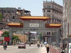 Chinatown (Bario China), Havana, Cuba
