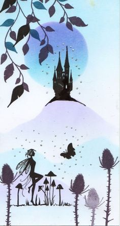 Fairy and Castle