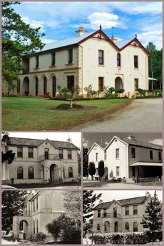 the 28 best images about mansion homesteads of Australian Architecture, Australian Homes, Country Estate, Country Farm, Breezeway, Victoria Australia, Haunted Places, Historic Homes, Old Houses
