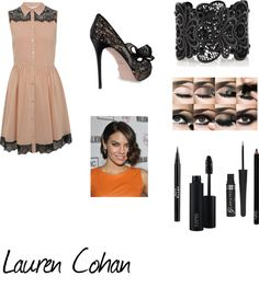 """""""Lauren Cohan - Maggie Greene - TWD"""" by cecemmcdowell ❤ liked on Polyvore"""