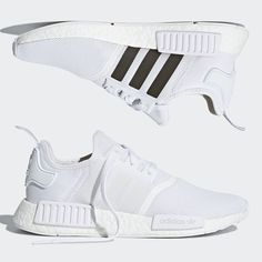 Another White NMD. This time with black stripes. Will you cop? Link in Bio. : by @sneakernews ✒ #99kicksde for shoutout Facebook/Twitter/Pinterest: 99kicksde 99kicks.com #adidas #adidasnmd #boost #adidasoriginals #TagsForLikes #photooftheday #fashion #style #stylish #ootd #outfitoftheday #lookoftheday #fashiongram #shoes #shoe #kicks #sneakerheads #solecollector #soleonfire #nicekicks