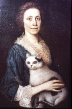 George Beare (British, active 1738 - d. 1749) - Mrs William Coles, 1740's